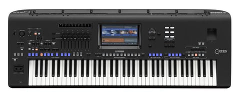 Yamaha GENOS 76 Key Digital Workstation Synthesizer Yamaha Genos