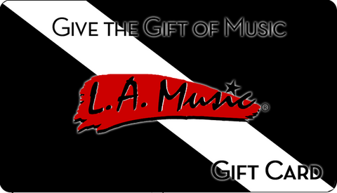 Gift Card - L.A. Music - Canada's Favourite Music Store!