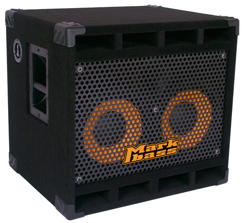 "Markbass STD102HF 400W @ 8 Ohms Bass Cabinet With 2 x 10"" Woofers & High Compression Horn Driver - L.A. Music - Canada's Favourite Music Store!"
