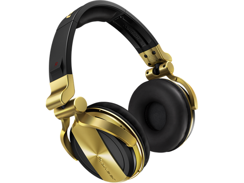 Pioneer HDJ-1500-N Share Professional DJ headphones with groundbreaking soundproofing technology (gold)