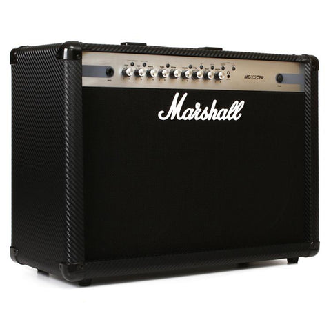 Marshall MG102GFX 100 Watt 2x12 Guitar Amplifier COMBO Gold Series