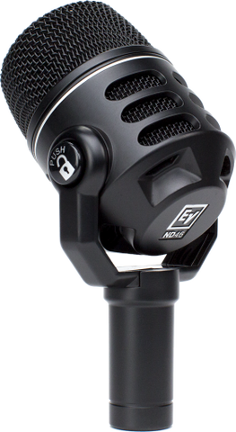 Electro-Voice Dynamic Supercardioid Instrument Microphone