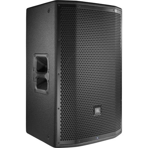 "JBL PRX815W Powered 15"" two-way system, monitor angle, wood cabinet, dual pole mount, M10 suspension points - L.A. Music - Canada's Favourite Music Store!"