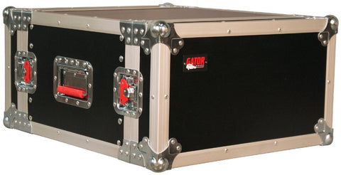 "Gator 6 space 19"" flight rack - L.A. Music - Canada's Favourite Music Store!"