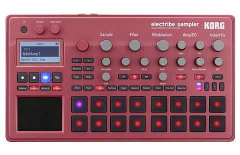 Korg Sampling Music Production Station ELECTRIBE2SRD