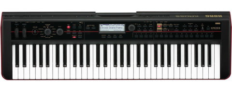 Korg Kross-61 Keyboard Workstation - L.A. Music - Canada's Favourite Music Store!