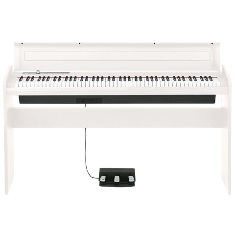 Korg 88-Key NH Action Digital Piano White Cabinet LP180-WH - L.A. Music - Canada's Favourite Music Store!