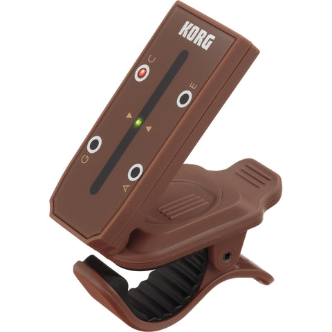 Korg Easy to use Clip-on tuner for Ukulele HT-U1 - L.A. Music - Canada's Favourite Music Store!