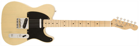 Fender Limited Edition American Vintage '52 Telecaster® Korina, Maple Fingerboard, Blackguard Blonde 0171510768 - L.A. Music - Canada's Favourite Music Store!