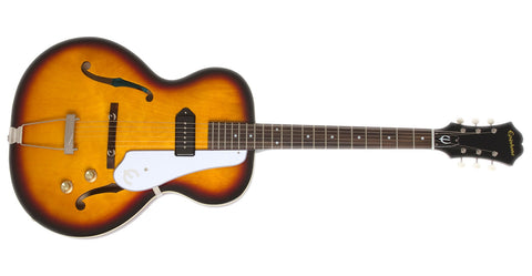 "Epiphone Inspired by ""1966"" Century Vintage Sunburst Electric Guitar - L.A. Music - Canada's Favourite Music Store!"