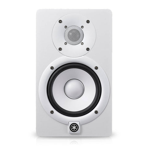 Yamaha HS5W 5'' Powered Studio Monitor White