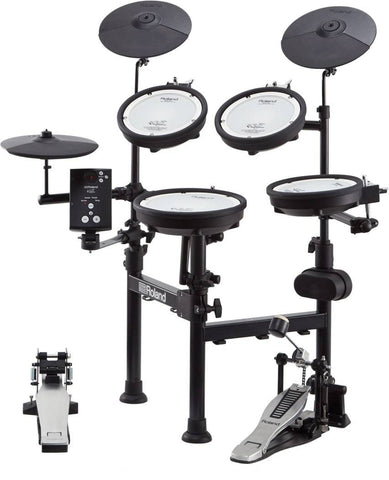 Roland TD-1KPX2 V-Drums Portable w/Stand Version 2