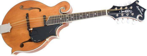 Epiphone - F-Style Professional Deluxe Electric/Acoustic Mandolin MM-50EVNNH - L.A. Music - Canada's Favourite Music Store!