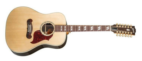 Gibson 2018 SONGWRITER 12 STRING - NATURAL ACSD1812ANGH