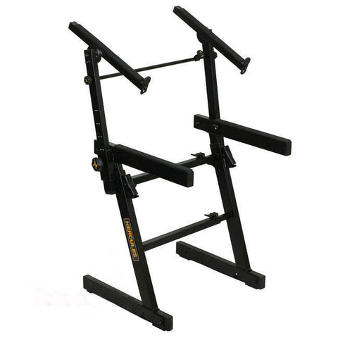 Hercules Z-Type Keyboard Stand - L.A. Music - Canada's Favourite Music Store!