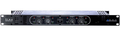 ART Pro Audio SLA4 - Studio Linear 4x100W Power Amplifier