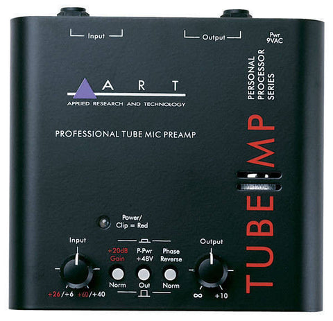 ART Tube MP MICROPHONE PREAMPLIFIER - L.A. Music - Canada's Favourite Music Store!