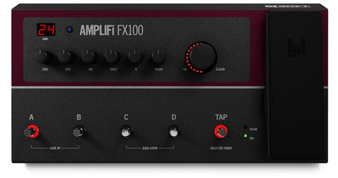 Line 6 AMPLIFi FX100 Guitar Floorboard Processor Amp Models and Fx - L.A. Music - Canada's Favourite Music Store!
