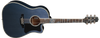 Takamine Limited Edition 2021 Rose Acoustic Electric Guitar - Only 1 Available LTD2021-BLUE-ROSE