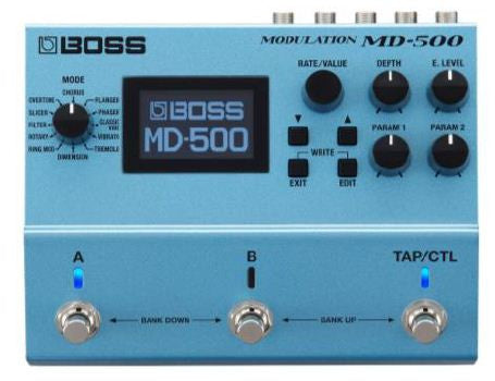 Roland Boss MD-500 Modulation Effects Pedal