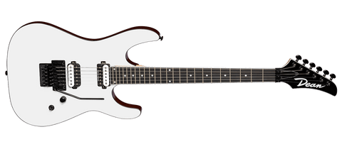 DEAN MD 24 SELECT FLOYD CLASSIC WHITE NEW FOR 2020