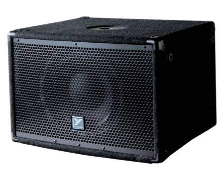 Yorkville Sound YX Series Powered Subwoofer - 10 inch - 250 Watts YX15SP