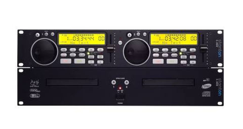Stanton CD/MP3 Player Rack Dual 110V C502