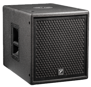 Yorkville Sound Parasource 1800 Watt Peak 1x12 Powered Subwoofer PS12S