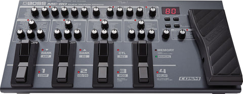 Boss ME-80 Guitar Multiple Effects - L.A. Music - Canada's Favourite Music Store!