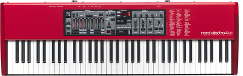 Nord Electro4 73 key lightweight piano action ELECTRO4HP73