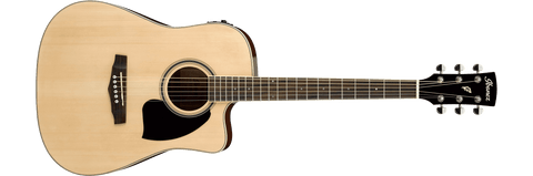 Ibanez PF15ECE-NT Performance Dreadnought Acoustic