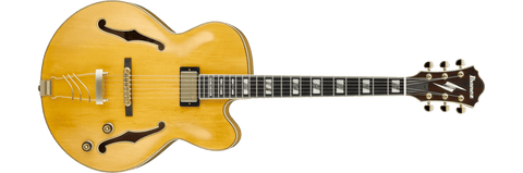 Ibanez PM2-AA Pat Metheny Signature Model Antique Amber