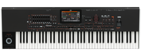 Korg PA4XOR-76 76 semi weighted RX arranger with touch screen - L.A. Music - Canada's Favourite Music Store!