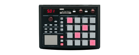Korg Black Percussion Controller PADKONTROL-BK - L.A. Music - Canada's Favourite Music Store!