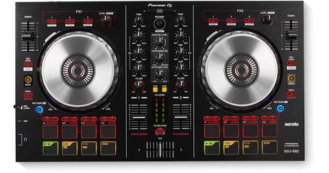 Pioneer DDJ-SB2 Share Portable 2-channel controller for Serato DJ - L.A. Music - Canada's Favourite Music Store!