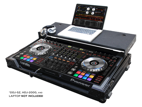ATA Road Case for DDJ-SZ with glide tray - L.A. Music - Canada's Favourite Music Store!