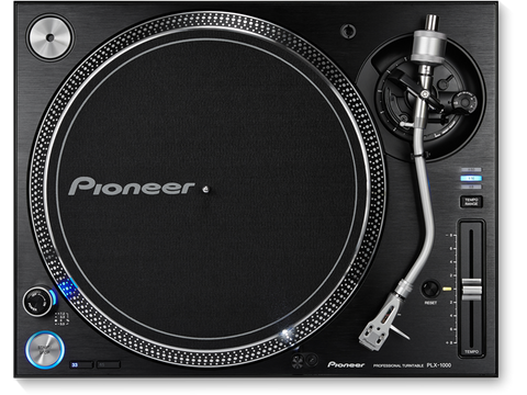 Pioneer Professional Turntable -Direct Drive PLX1000 - L.A. Music - Canada's Favourite Music Store!