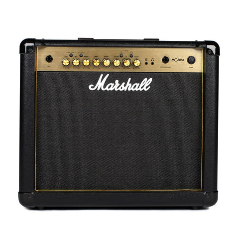Marshall MG30GFX 30 Watt Guitar Amplifier COMBO Gold Series