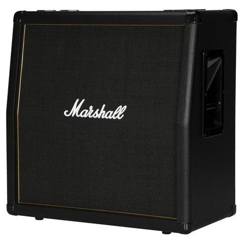 Marshall MG412AG Angled 4x12 Cabinet Gold Series