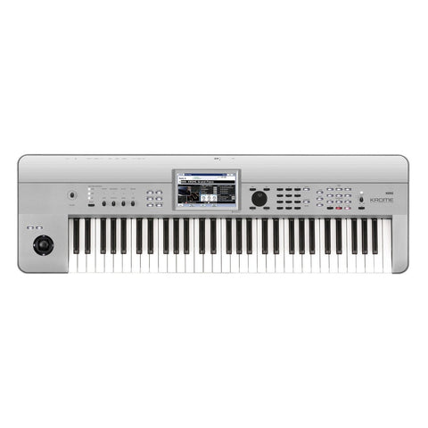 Korg Krome LTD 4GB Kronos Based 61-key workstation Platinum Edition - L.A. Music - Canada's Favourite Music Store!