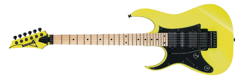 Ibanez RG550 Genesis Desert Sun Yellow Left Handed MADE IN JAPAN