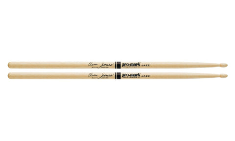 ProMark Hickory JZ ''Jazz'' Elvin Jones Wood Tip Drumsticks