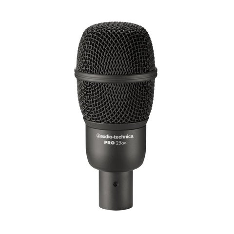 Audio Technica PRO 25ax Hypercardioid Drum Instrument Microphone - L.A. Music - Canada's Favourite Music Store!