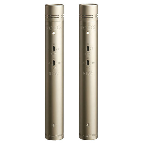 Rode NT55-MP Rode Microphones NT55 Small Diaphragm Cardioid Condenser Microphone Matched Pair