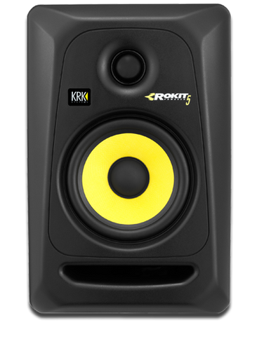 "KRK RP5-G3 5"" Studio Monitor 120V - L.A. Music - Canada's Favourite Music Store!"