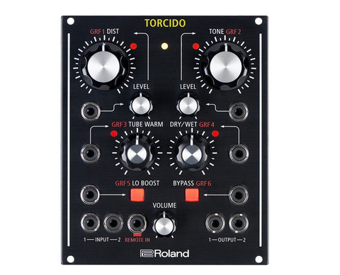 AIRA Torcido Modular Distortion - L.A. Music - Canada's Favourite Music Store!