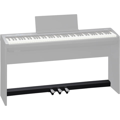 Roland FP-30-BKWSP Digital Piano Black With Stand & Pedal (KPD-70-BK)