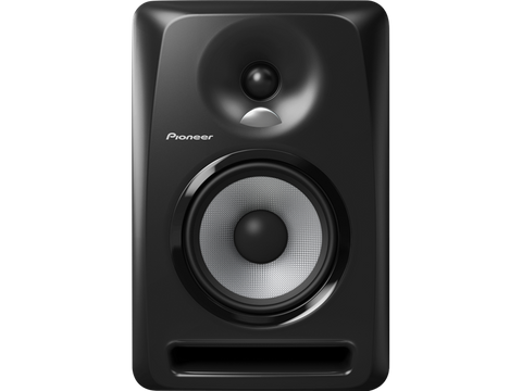 Active DJ Monitor Speaker with 5 Inch Woofer - Black