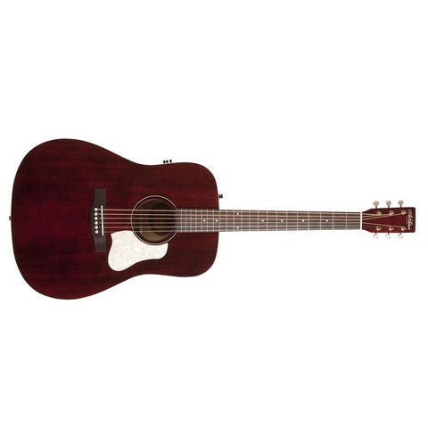 Art and Lutherie Americana Dreadnought Tennessee Red QIT 042456