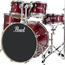 Pearl EXL725PC246 2218B-1208T-1309T-1616F-1455S 5 piece drum kit shell pack Natural Cherry